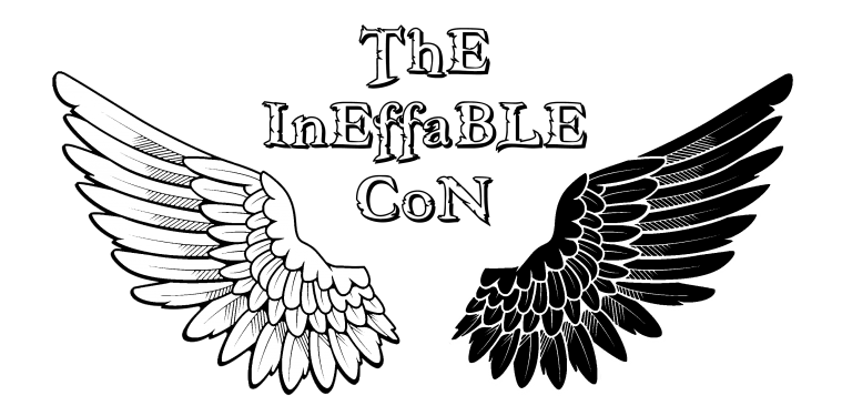 The Ineffable Con logo