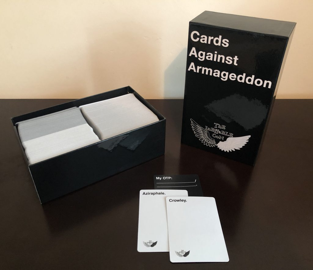 Cards Against Armageddon